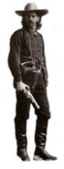 Wild Ben Raymond, SASS 23108,