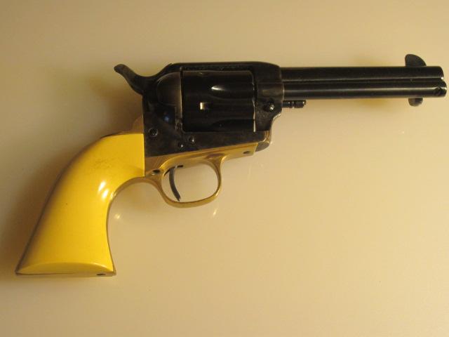 Cimarron/Uberti Cattleman II Revolvers - SASS Wire - SASS