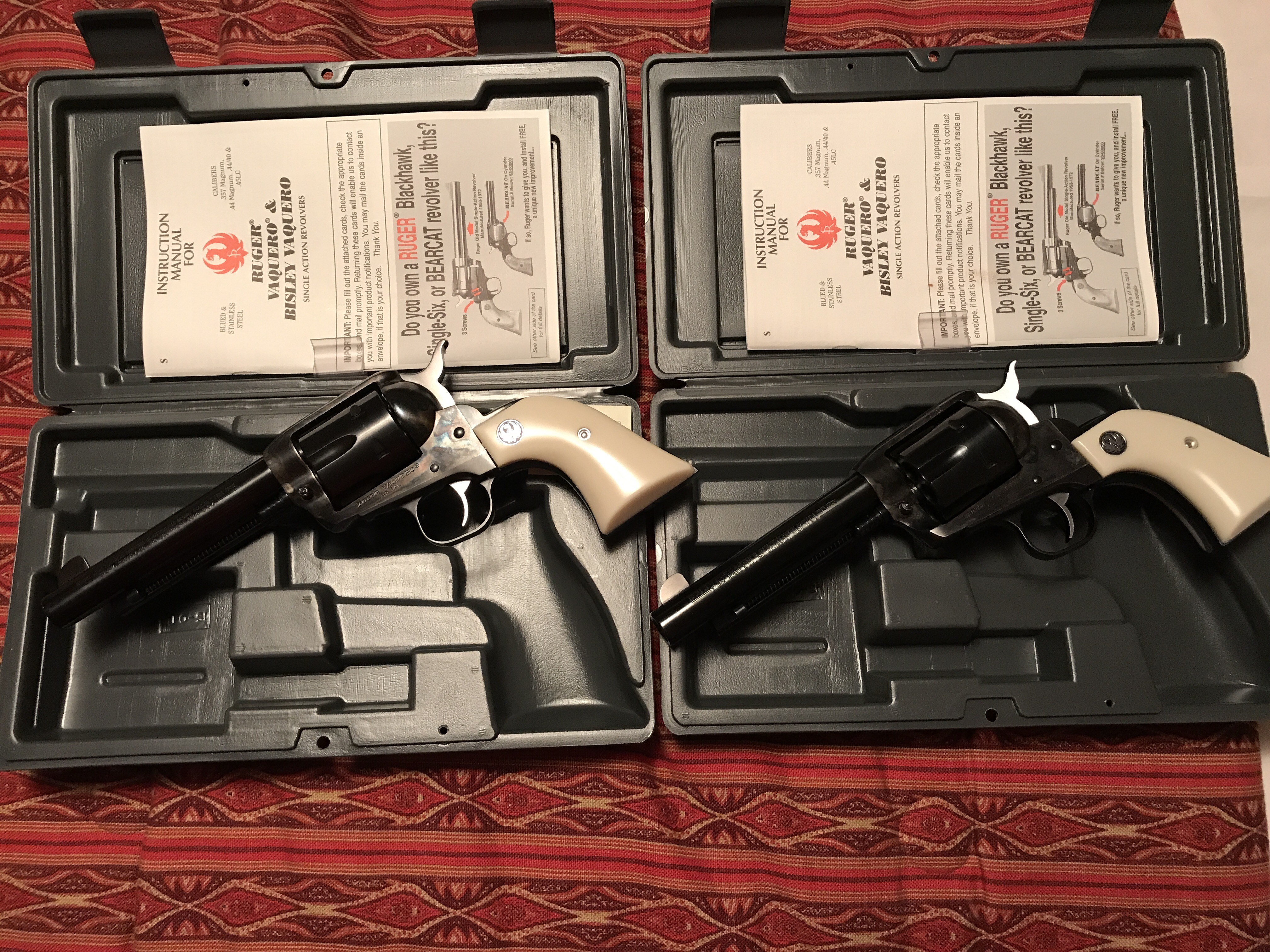 Ruger Vaquero  Pistol set - SASS Wire Classifieds - SASS Wire Forum