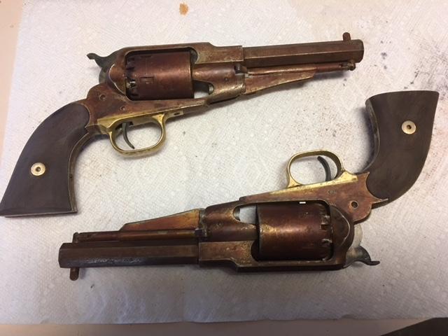 My Pietta 1858 Remington - SASS Wire - SASS Wire Forum