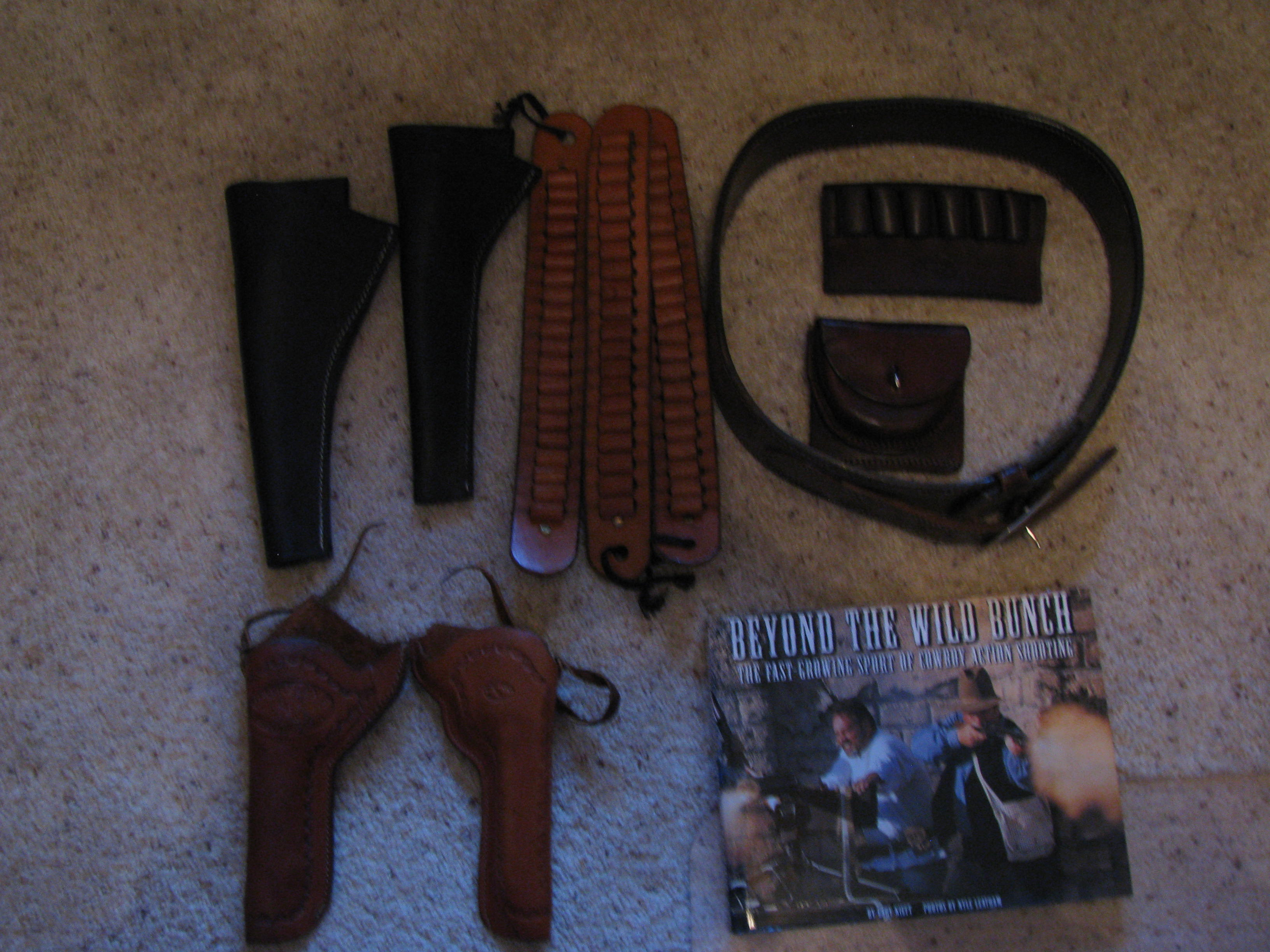 WTT/WTS SASS leather - SASS Wire Classifieds - SASS Wire Forum