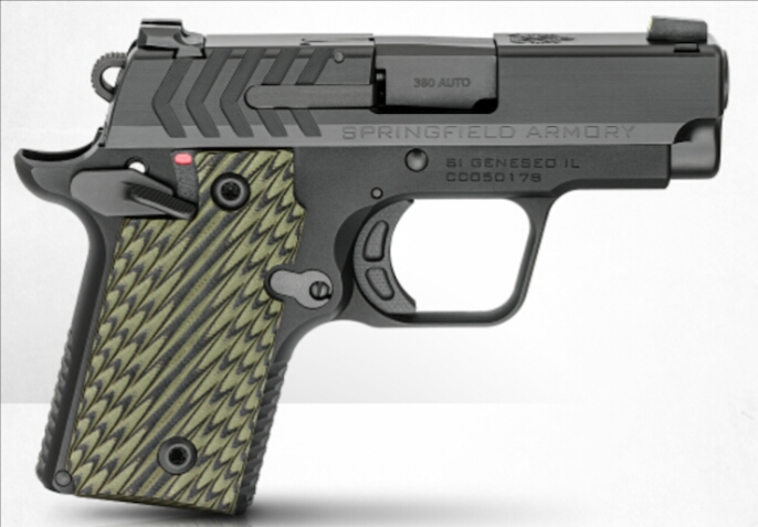 Springfield Armory 911 - SASS Wire Saloon - SASS Wire Forum