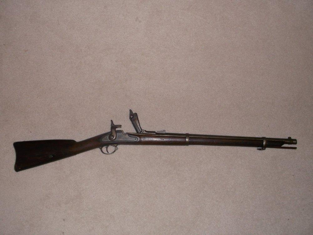 second 1866 Original Trapdoor Conversion in .50-70 Calibre017.JPG