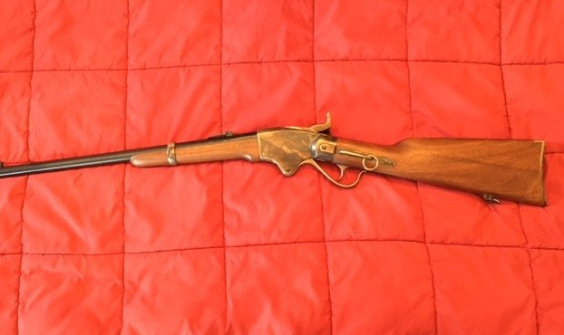 FS Taylor's & Company Spencer Carbine - SASS Wire