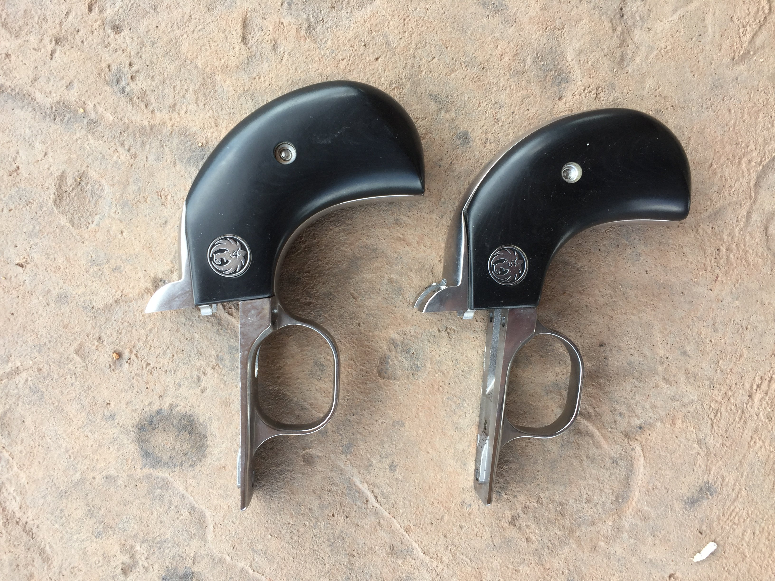 SOLD Ruger Birds head grip frames and grips - SASS Wire Classifieds