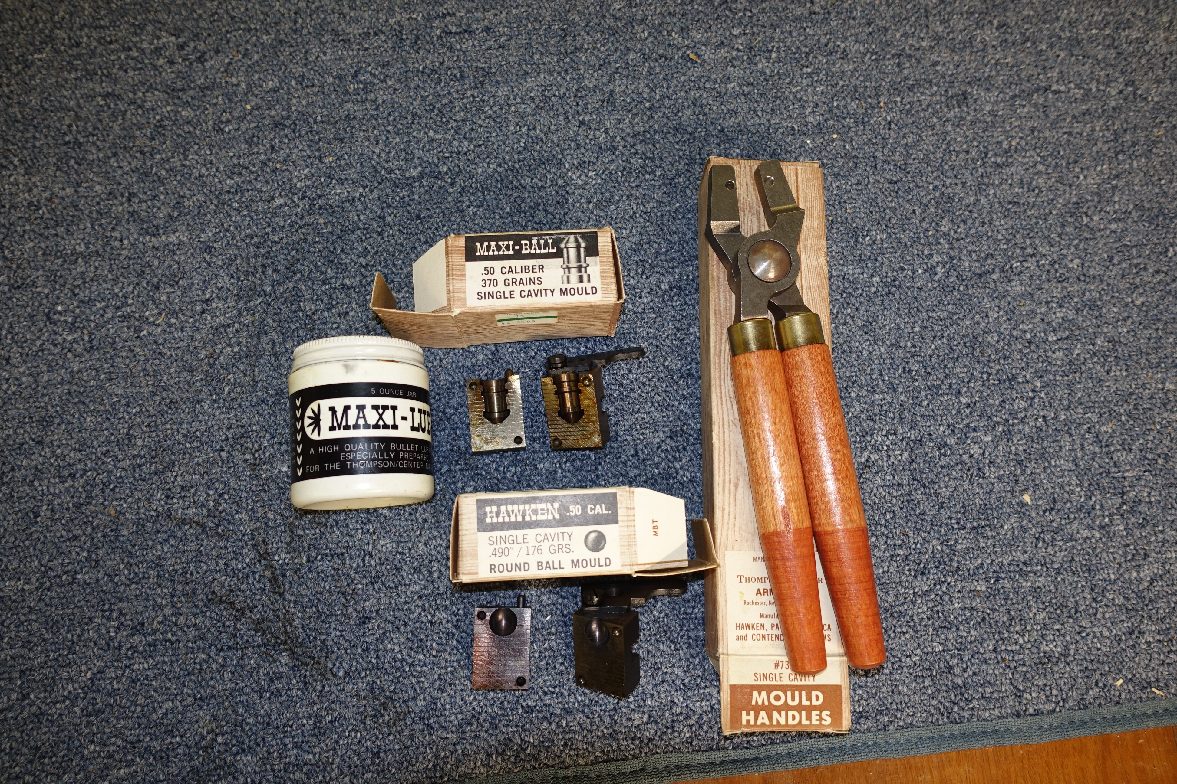 FS Several muzzleloaders and accessories PRICES REDUCED