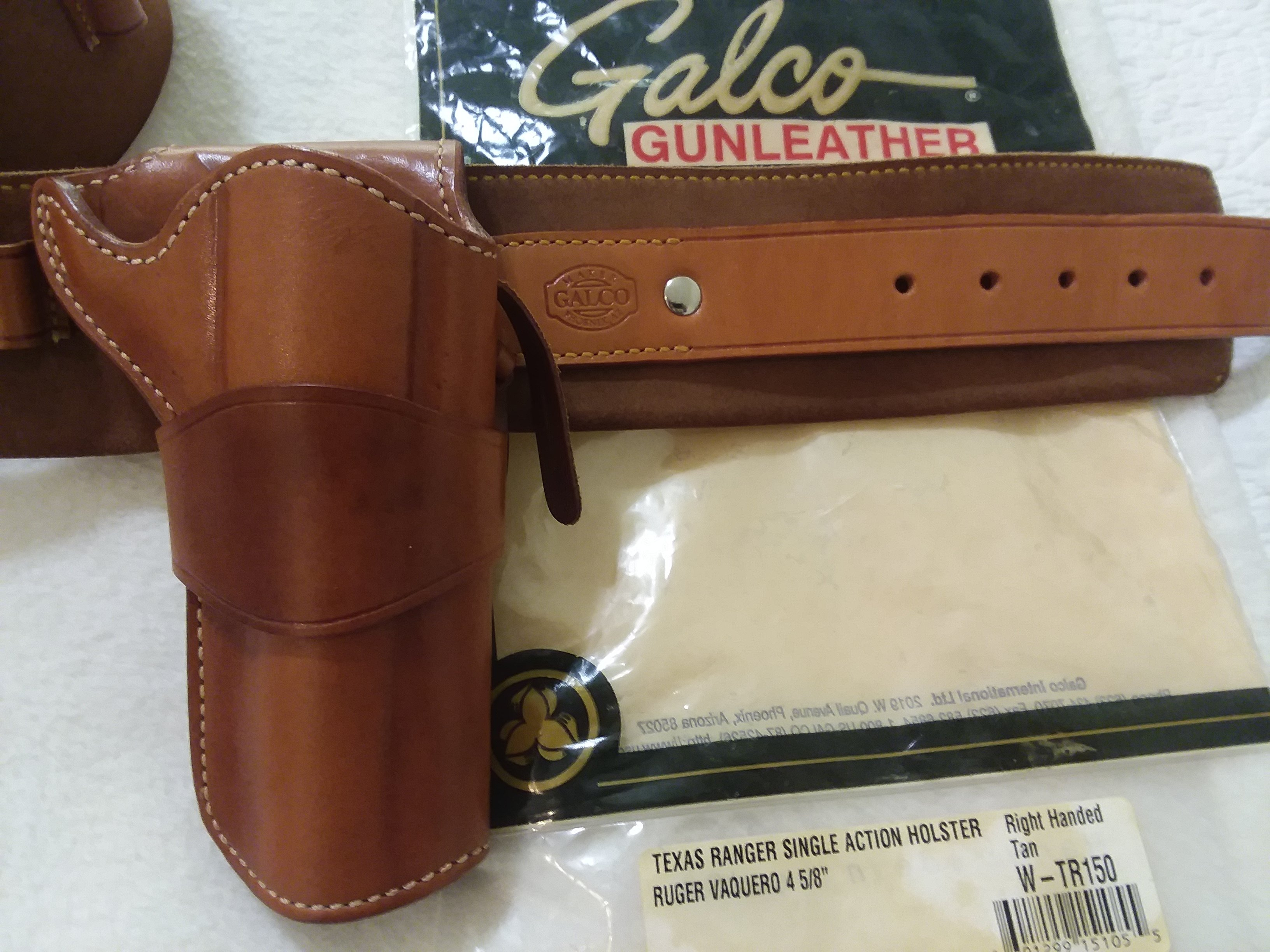 WTB Galco Holster - SASS Wire Classifieds - SASS Wire Forum