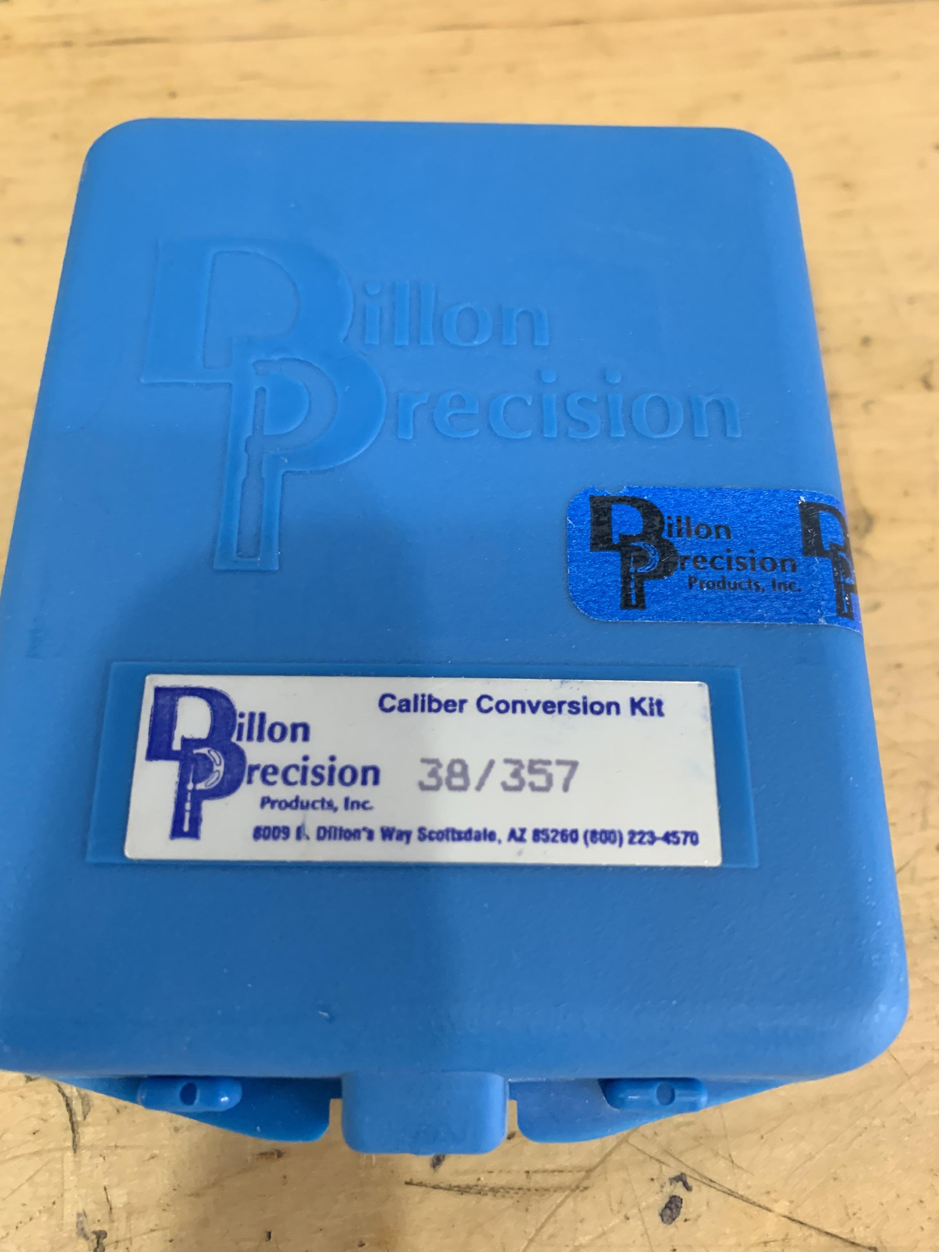 SPF/ Dillon 550 38/357 caliber conversion / SPF - SASS Wire