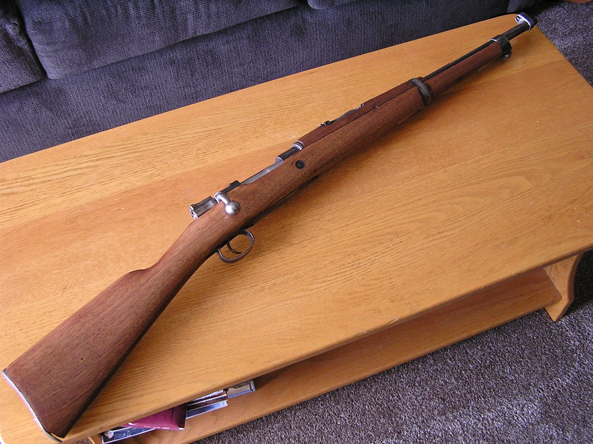 WTS Spanish Model 1916 Mauser, 7x57 Mauser (SOLD - PF