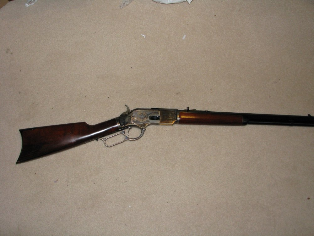 1873 Winchester in .45 Colt  (SASS Model by EMF)  001 (1).JPG