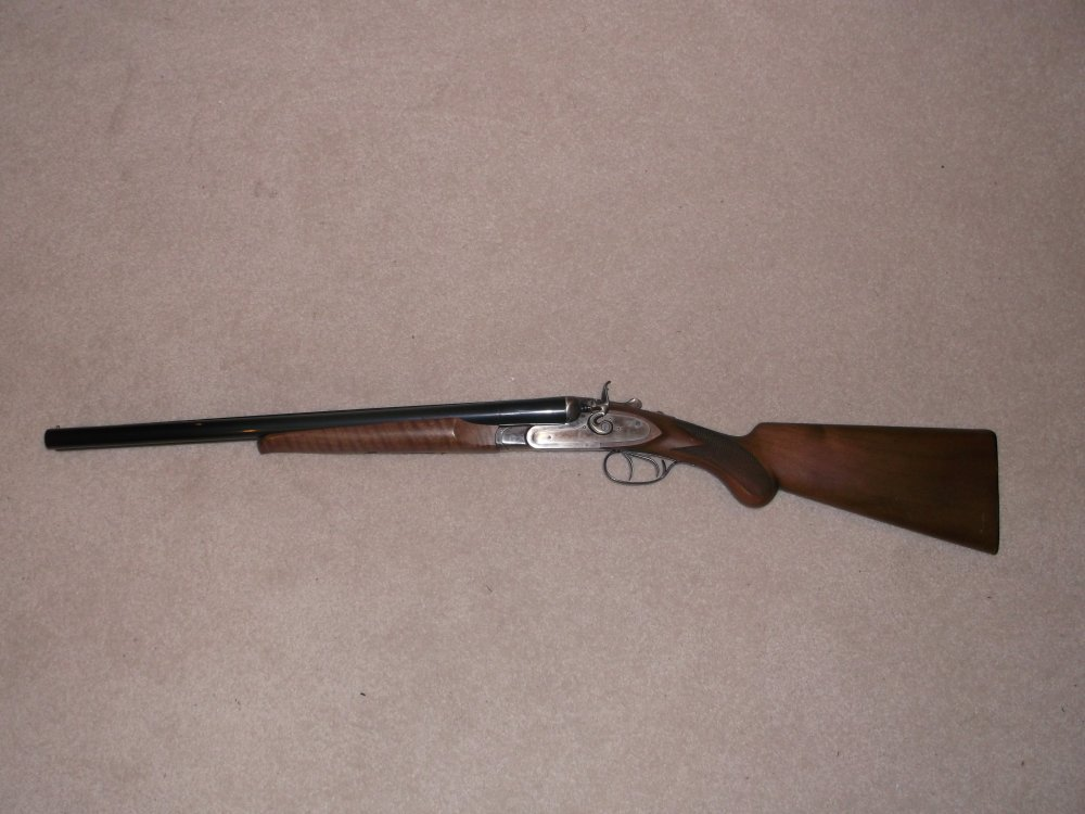 12 gauge Open Hammer Wyatt Earp Coach Gun 010.JPG