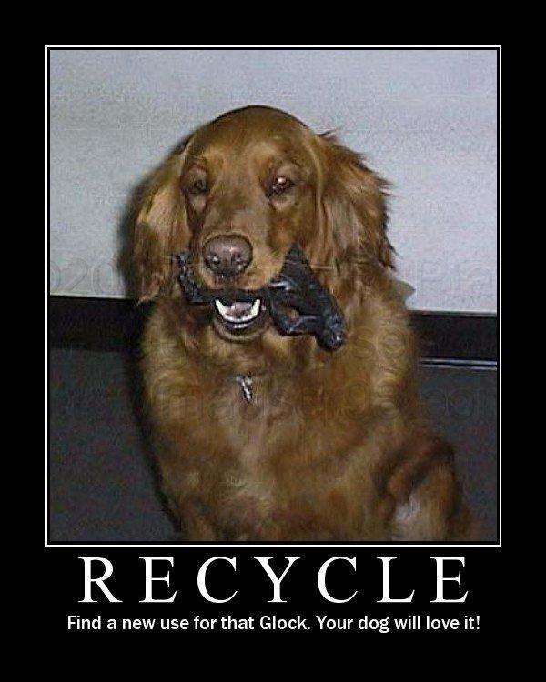 recycleglockdog.jpg.062b17be1d3be31e0690c21ee9c59152.jpg