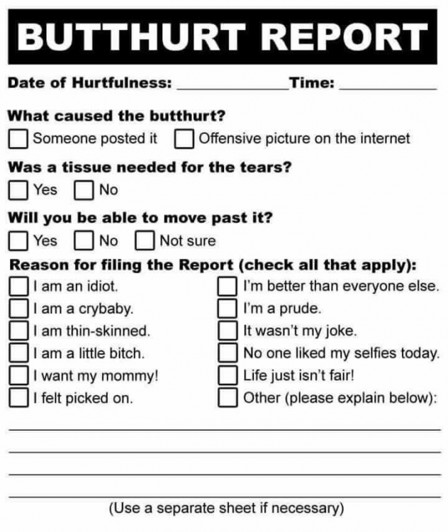 Butt Hurt Report Form.png