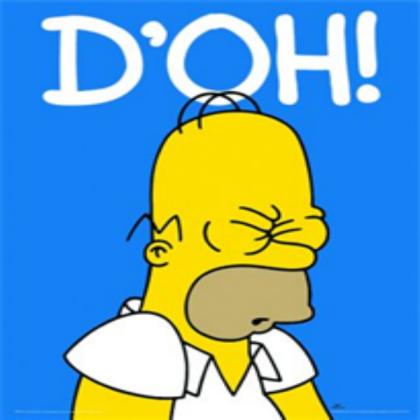 Homer, Doh.png