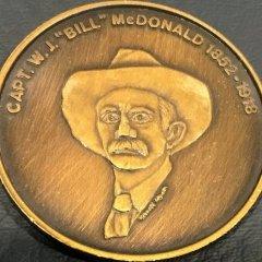 Capt Bill McDonald