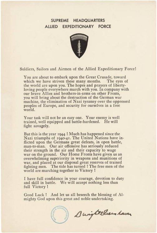 DDE speech june 5 1944.jpg