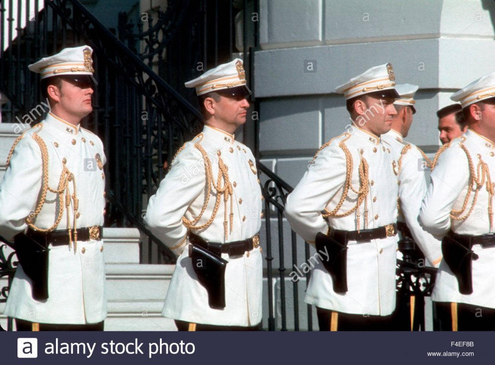 the-uniforms-of-the-white-house-police-worn-at-an-arrival-ceremony-F4EF8B.jpg