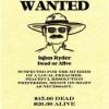 Injun Ryder, SASS #36201L